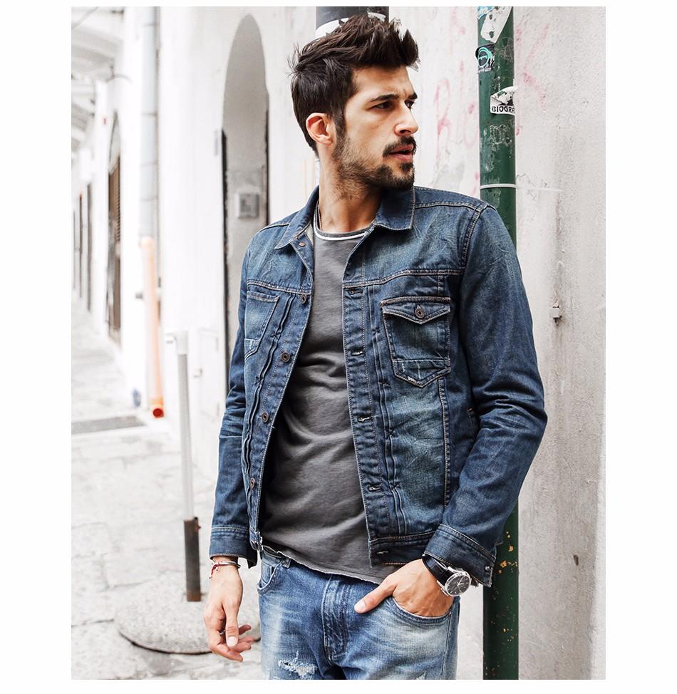 Amazing Denim Jackets Wear for Men on this Valentine Days (2018)