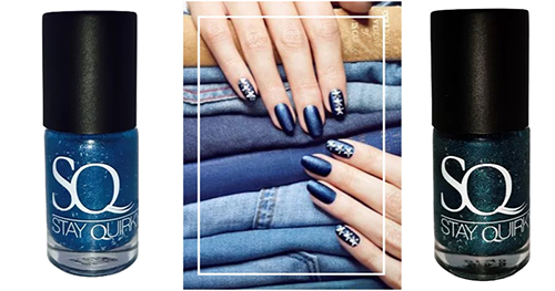 denim nail polish range