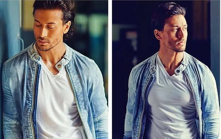 8 Stylish Denim Shirts Wear by Tiger Shroff
