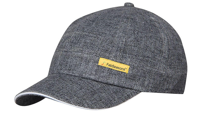 Grey Color Summer Caps online india