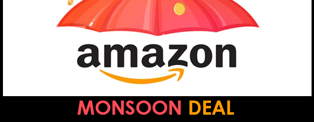 Amazon Monsoon Offers Online