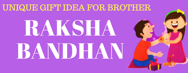 RAKSHA BHANDAN UNIQUE GIFT FOR BROTHER