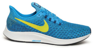 Nike Men Blue Air Zoom Pegasus 35 Running Shoes