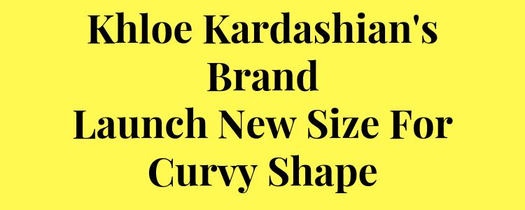 Good Americans Launch New Denim Jeans Size