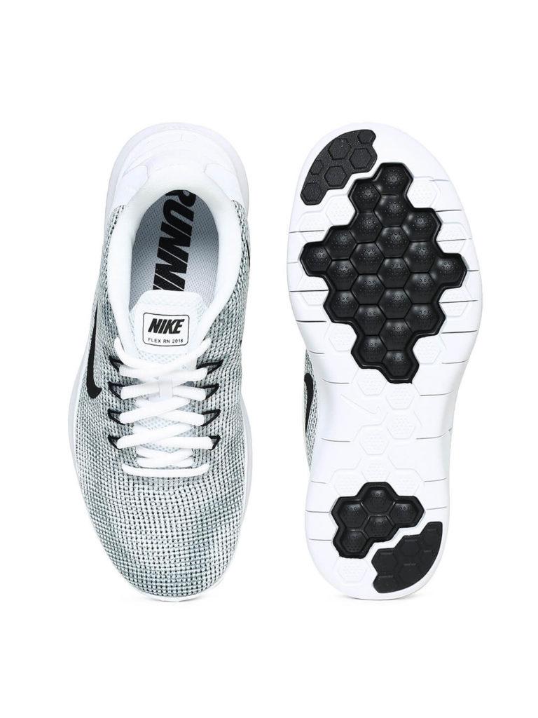 Nike White Women Running Shoes   Running Women Shoes Style