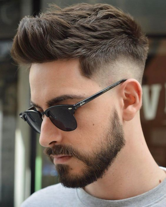 Gents haircut style 2020 | Short hair style | French Top Hairstyle Men
