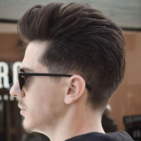 TEXTURE COMB BACK OVER GENTS HAIR CUT STYLE | LATEST GENTS HAIR CUT STYLE