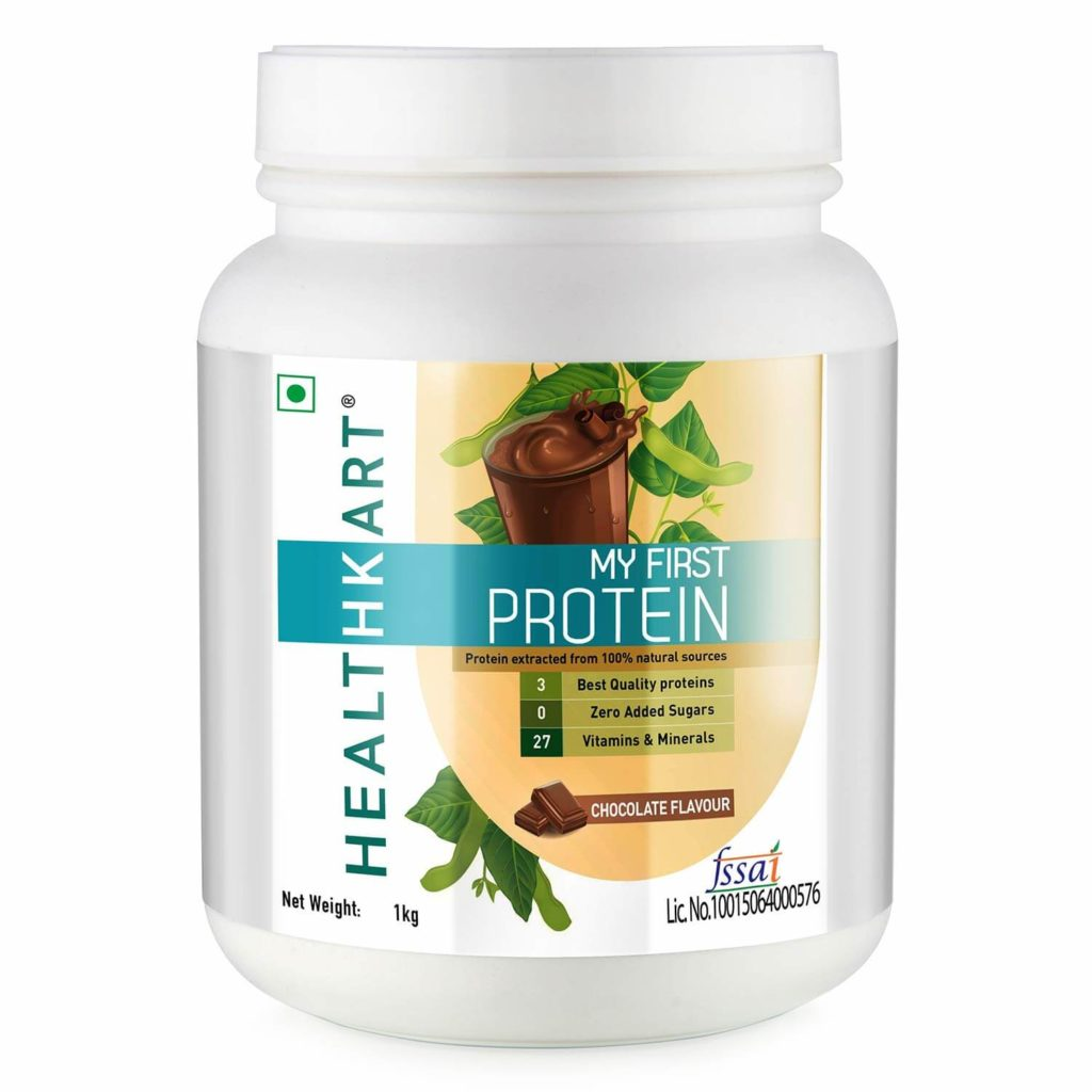 My First Protein Beginners Protein With Whey