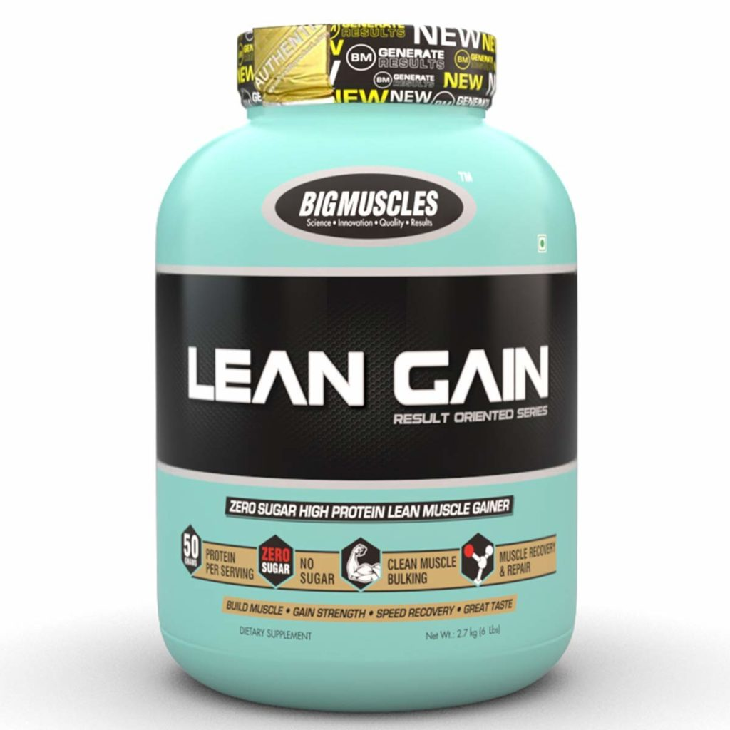 PROTEIN POWDER FOR LEAN MUSCLE