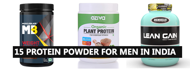 PROTEIN POWDER FOR MEN INDIA