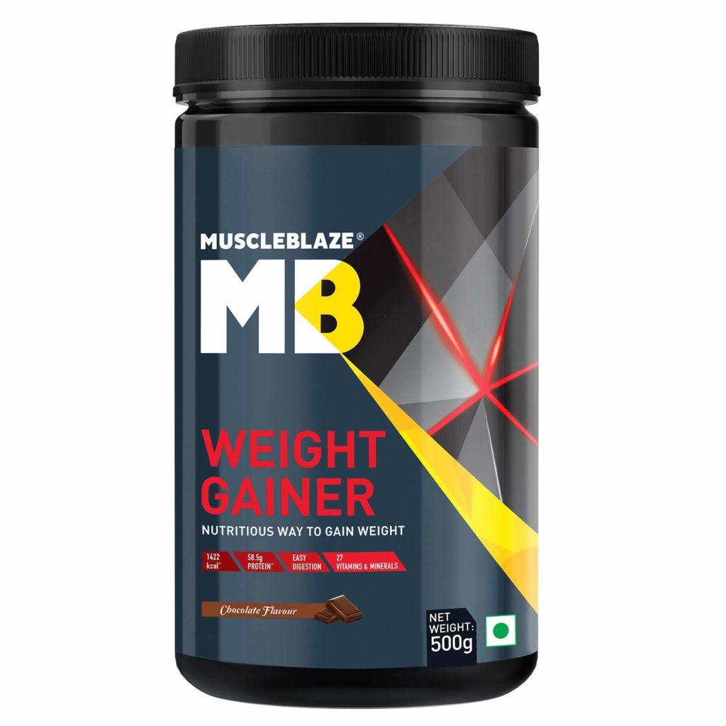 PROTEIN POWDER FOR MEN WEIGHT GAIN | Best protein powder for men