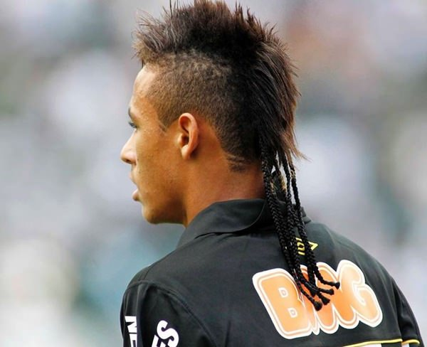 Neymar Haircut For Men