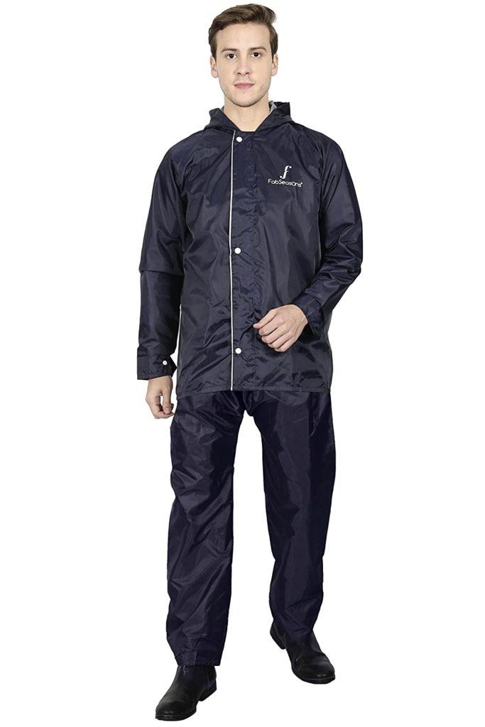 Best Raincoat For Men