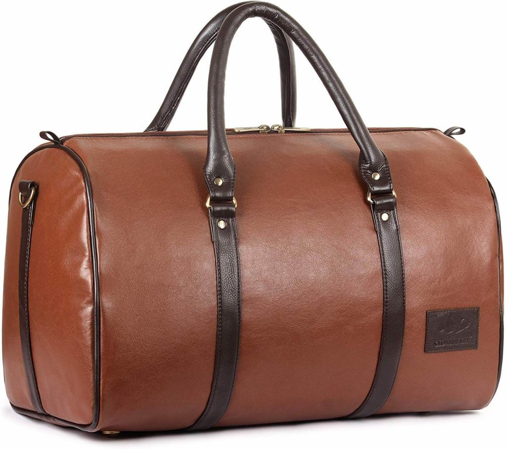 Best One Day Travel Leather Bag