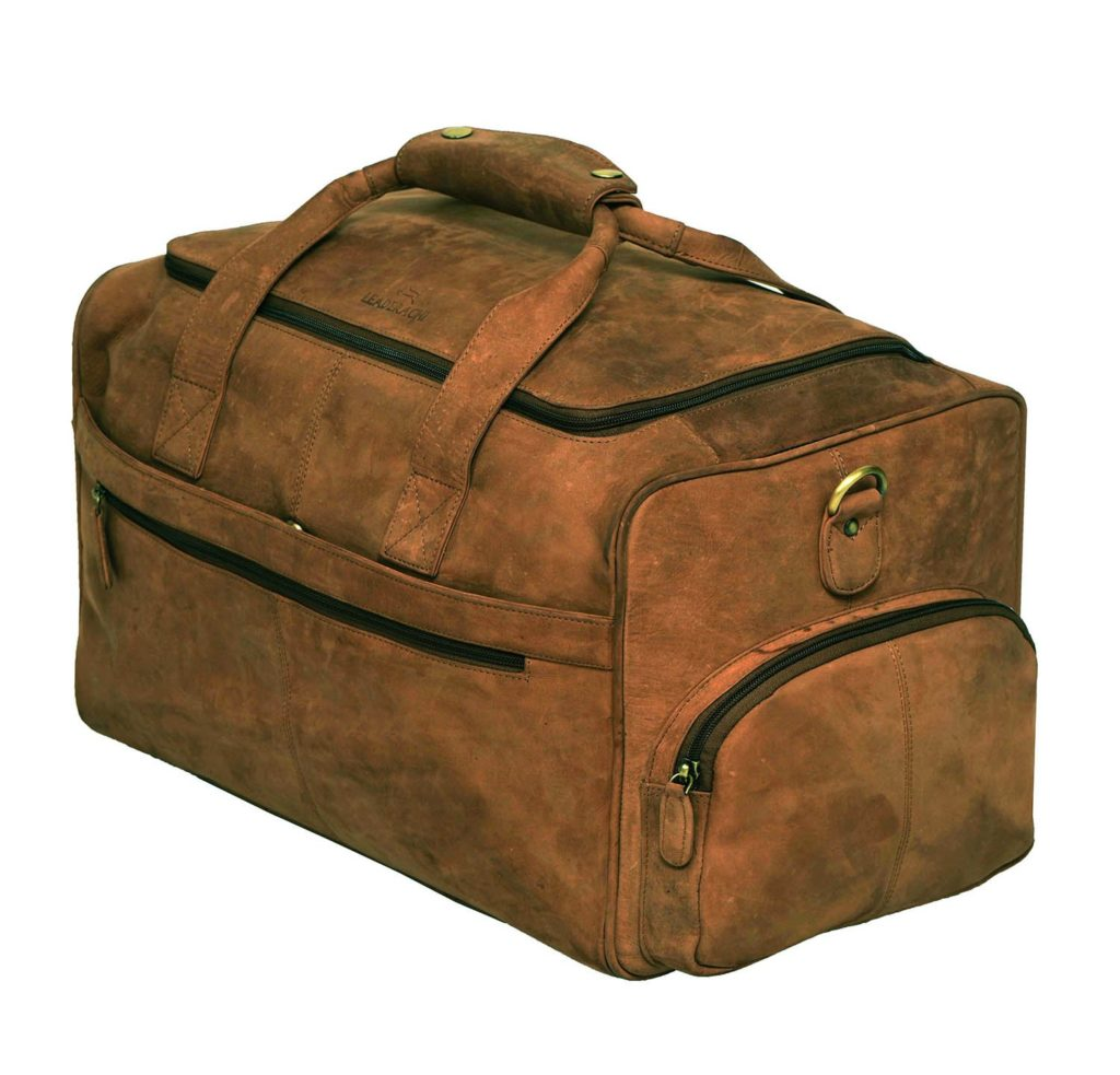 Best One Day Travel Duffle Bag | One Day Travel Leather Bag For Men