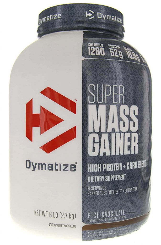 Best mass gainer protein powder | Dymatize Super Mass Gainer Protein Powder