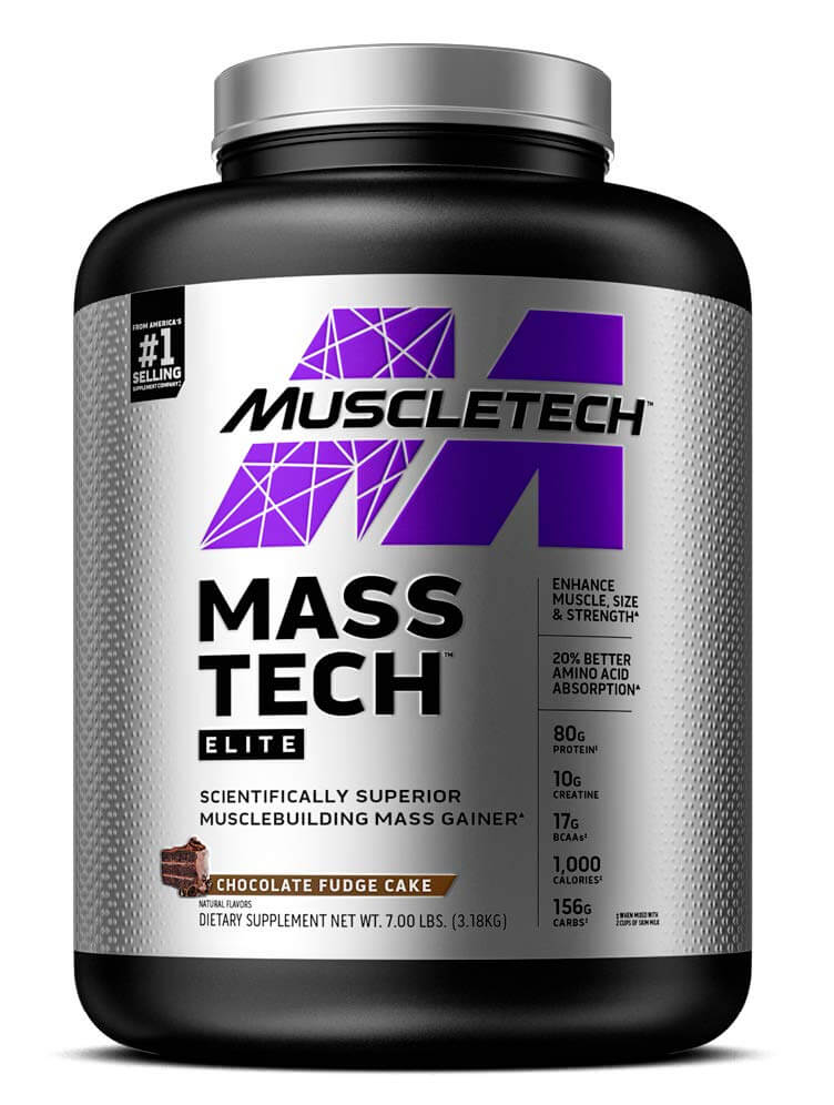 Best mass gainer protein powder | MuscleTech Mass-Tech Elite Weight Gainer Whey Protein