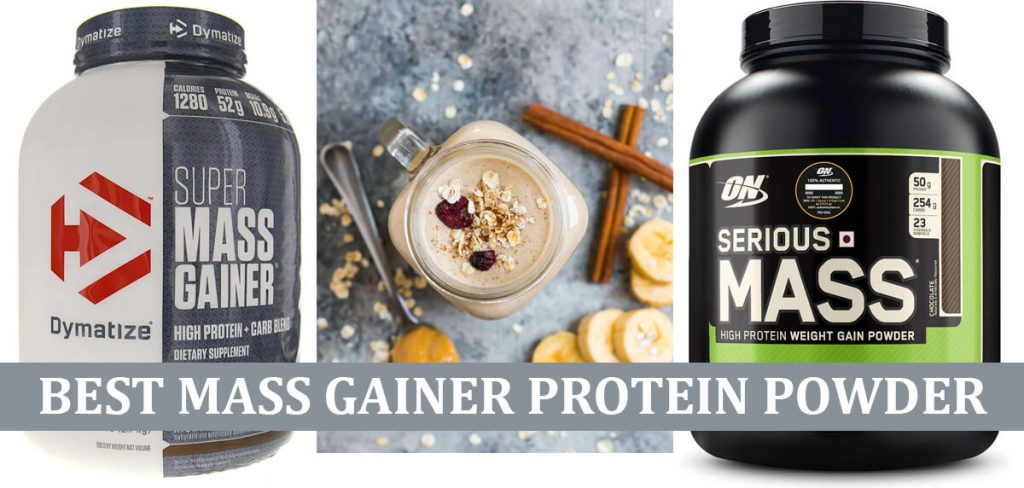 Best Mass Gainer Protein Powder