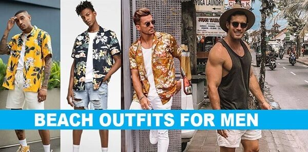 BEACH OUTFIT FOR MEN