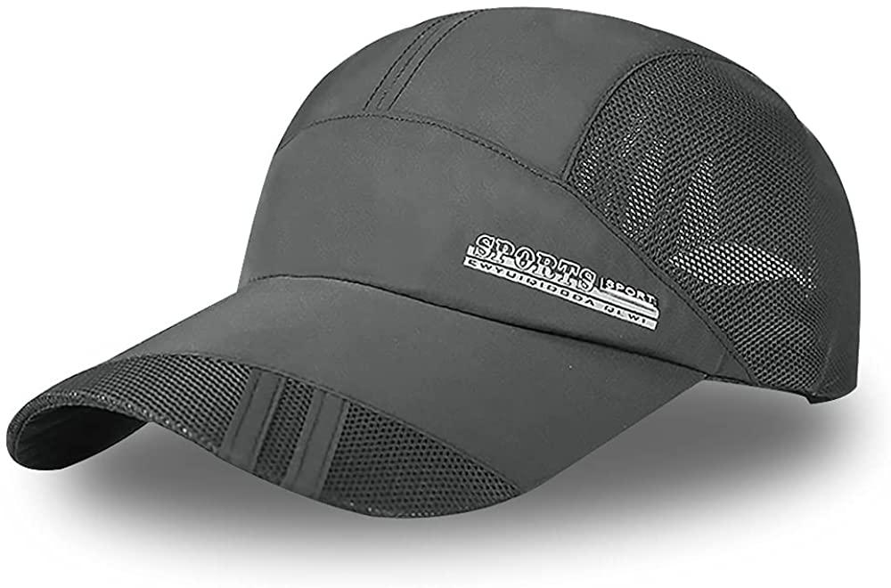 SOFT POLYSTER HAT SUN SUMMER CAP FOR MEN