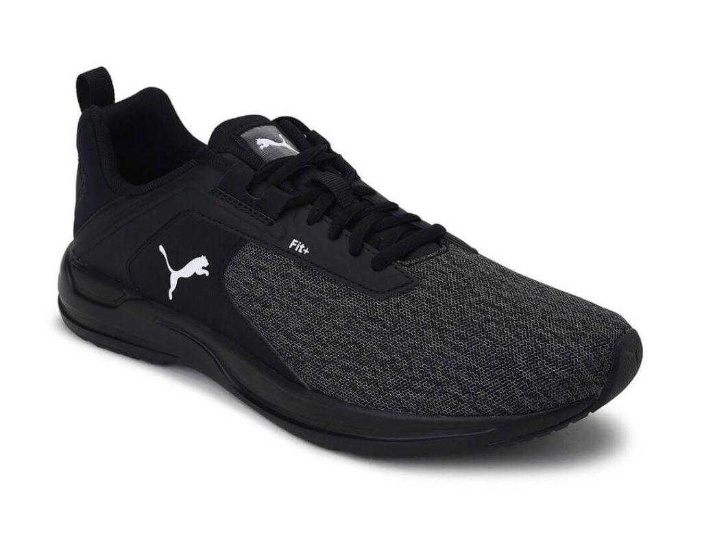 Puma Black Workout Shoes For Women